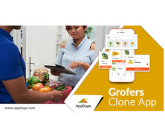 Feature-filled Grocery delivery app to suit your business needs