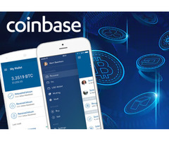 Make your business profitable by using coinbase app