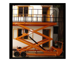 Hydraulic Lifts Manufacturers in Chennai - Sccissors Lifts Manufacturers in Chennai