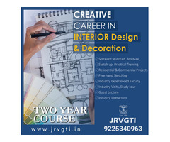 Interior Design Training Institute in Pune , Interior Design Courses Fees