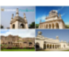 Hyderabad city sightseeing and shopping tour packages by car