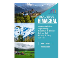 Himachal Tour Packages | Himachal Honeymoon Packages - vibrant.holiday