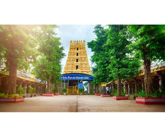 Get one day hyderabad to srisailam tour packages by car