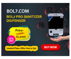 Buy Touchless Automatic Sanitizer Dispenser