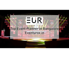 Event Planner in Bangalore | Eventurox.in