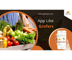 Grofers clone app: One stop for all your grocery requirements