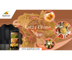 Eat24 Clone app Structure and futures