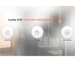 Touchless Visitor Management System Software & App in India
