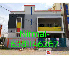 2 portion 2Bhk House for sale in saravanampatti, near Sms mahal.