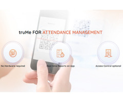 Best Attendance Management System Software & App in India