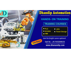PLC Training Institute in Pune , Automation Classes , Best Scada Training Courses in Pune