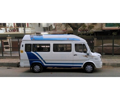 Tempo Traveller Hire In Delhi with renttempotraveller