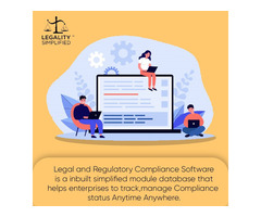 legal compliance management software