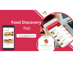 Food discovery app: The application that connects food lovers worldwide