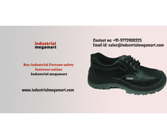Buy industrial Fortune safety footwear online +91-9773900325 - Industrial megamart