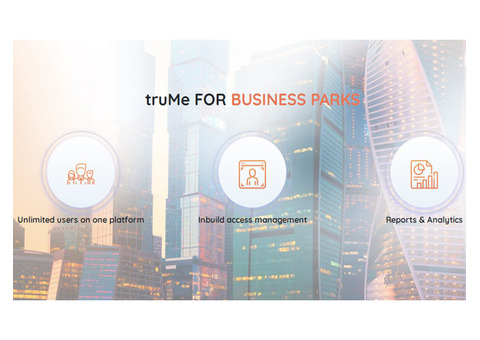 Visitor and Access Management System for Business Parks India