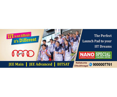 long term iit coaching in hyderabad - Nano IIT Academy