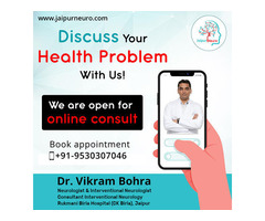 Discuss your neurological problem with Neurologist in India