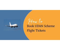 How to Book Udan Flight
