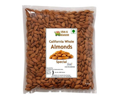 Veg E Wagon | Healthy and Quality Products | Dry Fruits | Almond