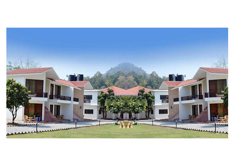 Best Luxury Hotels and Resorts in Jim Corbett National Park.