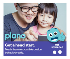 Parental Control App to Protect Your Kid's Eyes from Excessive Device Use & Myopia
