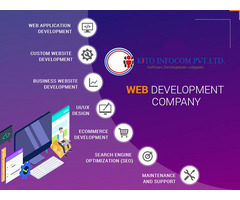 Ecommerce Website Designing & Development Company in Delhi