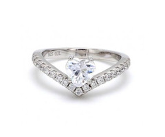Buy Promise Ring For Her at Ornate Jewels