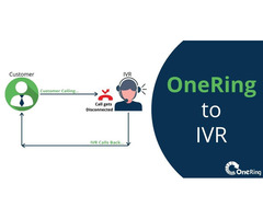 Key Features of OneRing - IVR integration