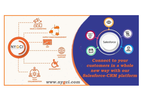 Salesforce  consulting companies in India | ERP Implementation services