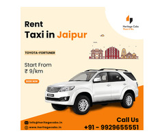 Hire Taxi in Jaipur For Diwali shopping