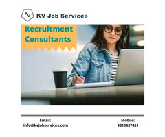 Recruitment Consultants in Gurgaon