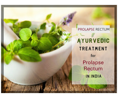 Prolapse Rectum Treatment by Herbal
