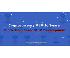 Cryptocurrency MLM Software Development Company !!