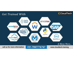 Workday Online Training With Certification | CloudTech