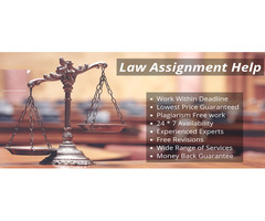 Cheap Law Assignment Help UK