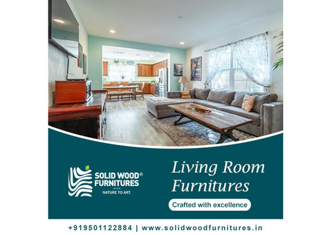 Living Room Furniture in Chandigarh