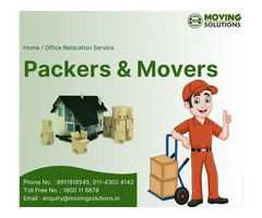 Hire the Best Packers and Movers in Hapur