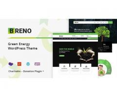 Breno - Green Energy WordPress Theme