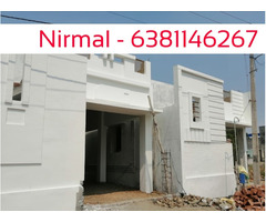 2.6cents DTCP Approved, 1100sqft 2Bhk individual House for sale in saravanampatti , Coimbatore.