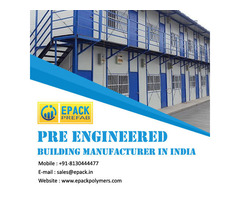 Pre Engineered Buildings Manufacturer in India