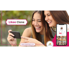Glow your way in into the entertainment industry with the Likee Clone app