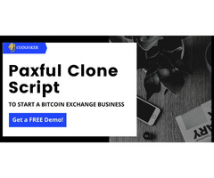 Paxful Clone Script - To Start Crypto Exchange like Paxful