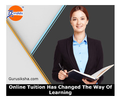 The Importance Of Online Tuition In This Pandemic Situation