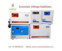 Automatic Voltage Stabilizers Manufacturer, Supplier in Ghaziabad, Delhi