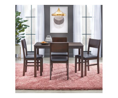 Do you want to buy wooden furniture which has more durability with premium looks