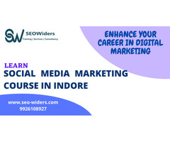Social Media Marketing Course in Indore- SEOWiders InfoTech