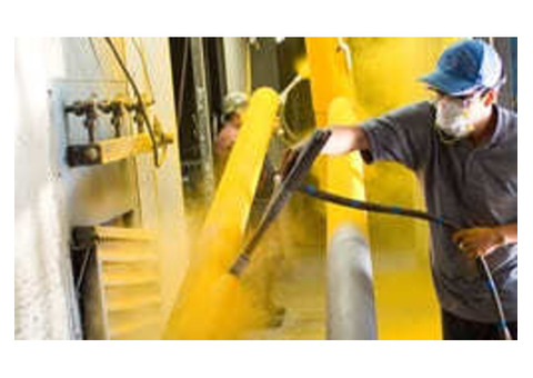 Best leading manufacturers and suppliers of powder coating.
