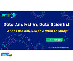 Get Big Data Certification in Chennai | Infycle Technologies