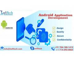 Top Android App Development Company in Ahmedabad, India 382418